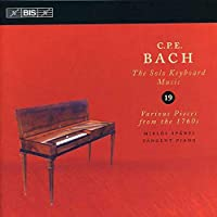 Solo Keyboard Music Vol. 19