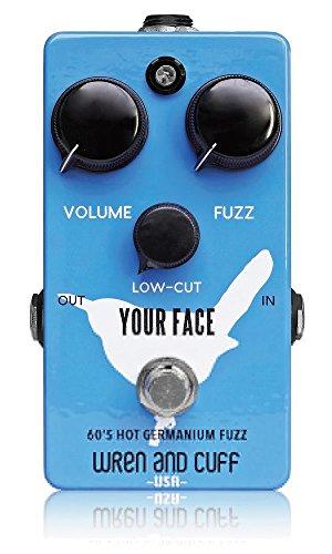 Wren and Cuff Creations レナンドカフクリエイションズ ファズ Your Face 60's Hot Germanium Fuzz 【国内...