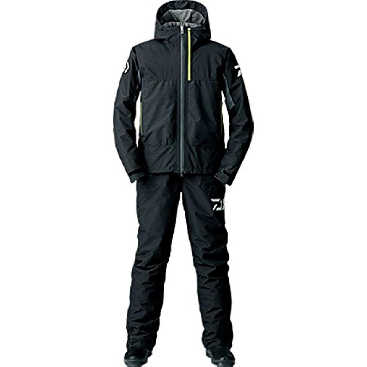 からジャーナリストサスペンドダイワ  ゴアテックス プロダクト ウィンター スーツ DW-1204 ブラック 2XL