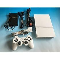 PlayStation 2 セラミック・ホワイト (SCPH-79000CW) 【メーカー生産終了】