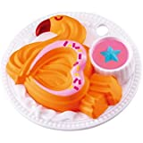 キラキラ☆プリキュアアラモード アニマルスイーツチャームSP [3.フラミンゴ チュロスチャーム (メイプルオレンジver.)](単品)