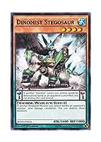 遊戯王 英語版 BOSH-EN024 Dinomist Stegosaur ダイナミスト・ステゴサウラー (ノーマル) 1st Edition