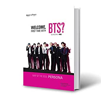 BTS 写真集 WELCOME, FIRST TIME WITH BTS? SEASON2(日本語版)