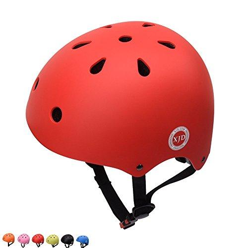 XJD ヘルメットこども用 キッズ 幼児 軽量 高剛性 通気...