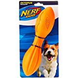 Nerf Dog Octopus Super Squeaker, 25.4 cm Length, Orange