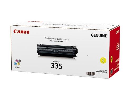 Canon トナーカートリッジ335Y