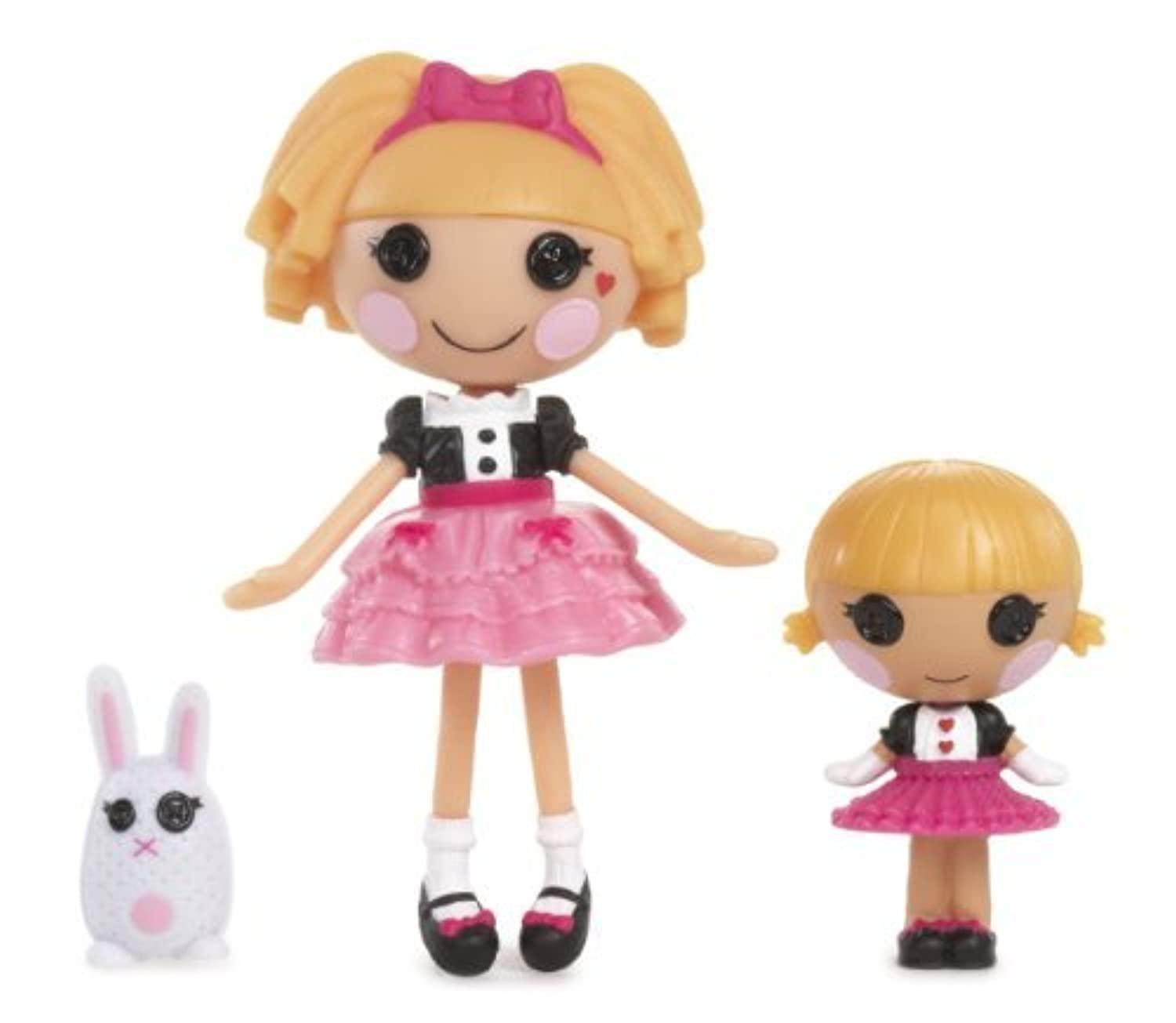 Lalaloopsy Mini Littles Tricky Mysterious and Misty Mysterious Doll by Lalaloopsy [並行輸入品]