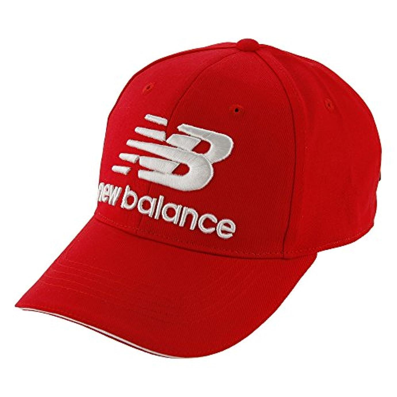 戦闘ペデスタルエステートニューバランス New Balance NBロゴ 6パネルカラーキャップ 012-8187001  セリーズ
