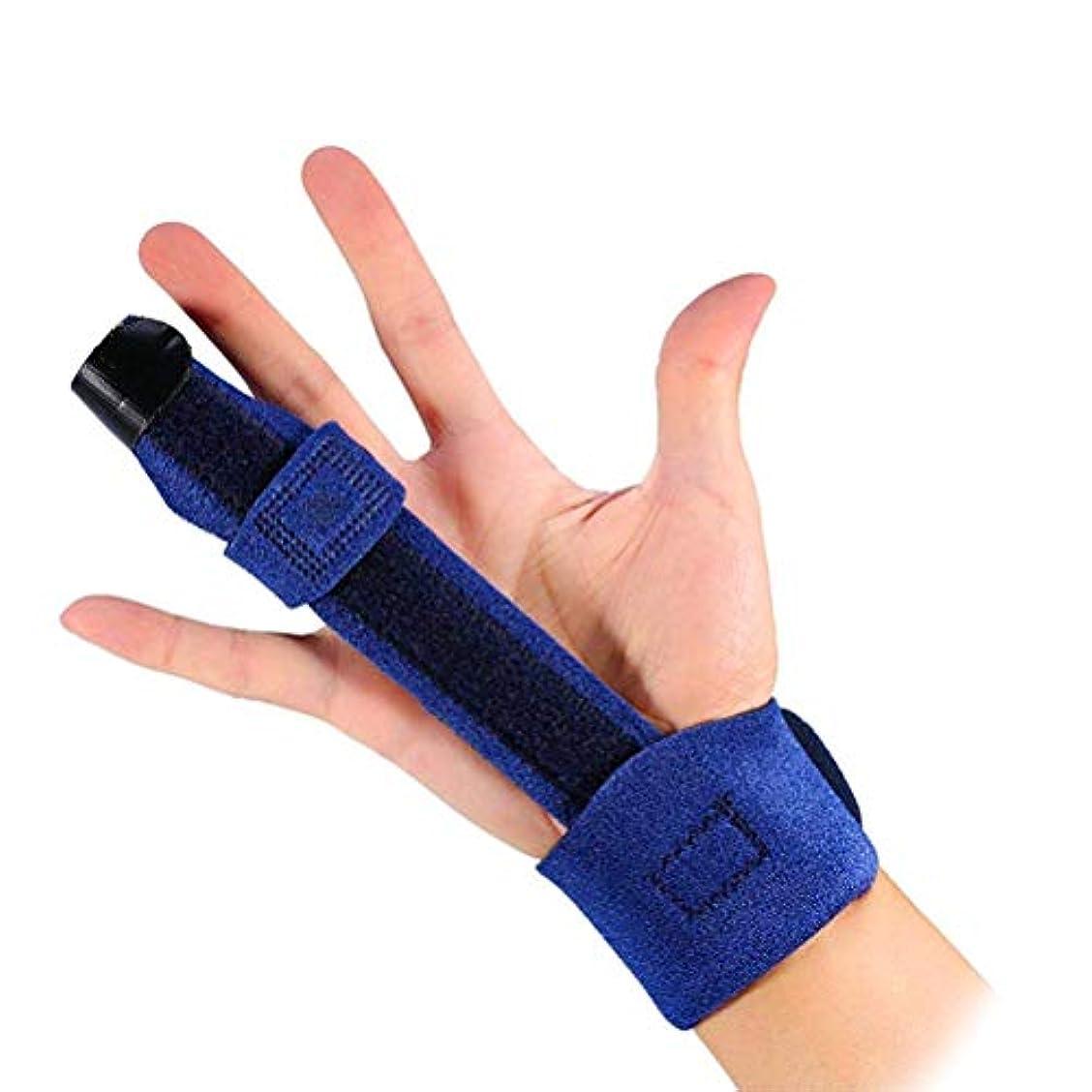 ハンバーガー嫉妬ビーズライフ小屋 ばね指 サポーター 指サポーター 柔軟 通気性 薬指 人差し指 ばね指 バネ指 突き指 手首固定 中指 サポーター スポーツ 金属プレート 固定 取付け簡単