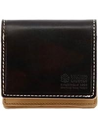 [タケオキクチ] 財布 二つ折り ハンド 728603