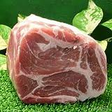 豚肩ロース ブロック 約1kgサイズ  (ギフト対応) 【販売元:The Meat Guy(ザ・ミートガイ)】