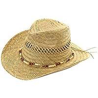 6d41cffa1fc Mens Straw Cowboy Hats (5 Great Designs) - Fast Post