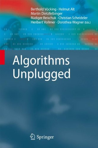 Download Algorithms Unplugged 3642153275