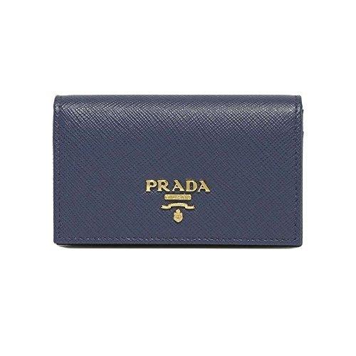 PRADA カードケース Card Holder 1MC122QWA レディース BLUETTE F0016 プラダ [並行輸入品]