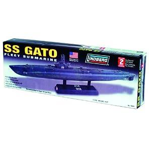 SS ガトーフリート 潜水艦