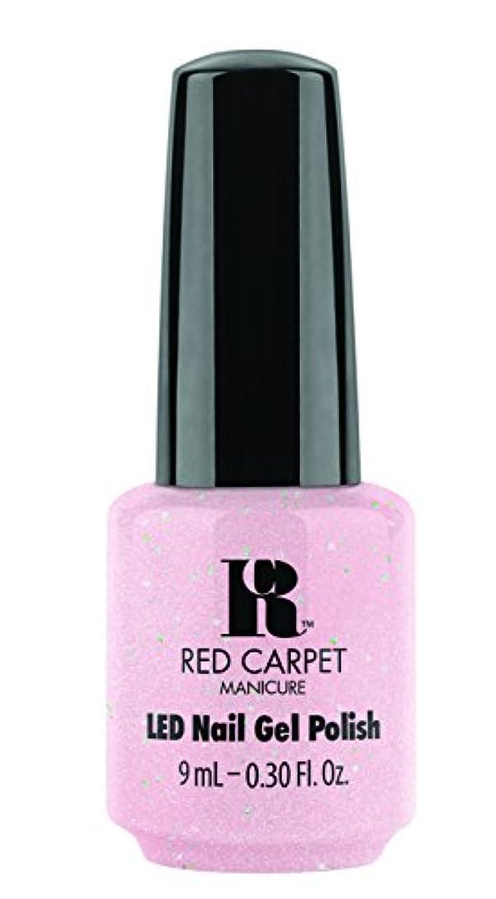 ブルジョンペン屋内でRed Carpet Manicure Gel Polish, Tinsel Town, 0.3 Fluid Ounce by Red Carpet