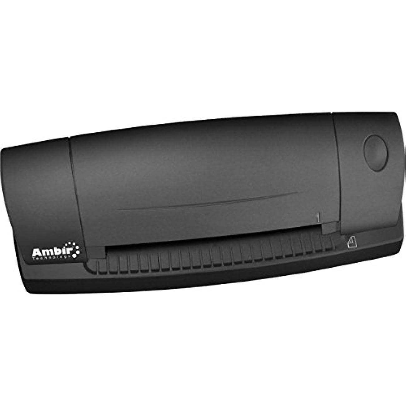体系的に合計レモンSimplex A6 ID Card Scanner + AmbirScan 3