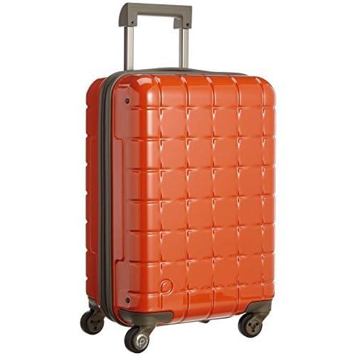 [プロテカ] ProtecA 日本製スーツケース 360(サンロクマル) 32L 機内持込みサイズ 02511 08 (マンダリンオレンジ)