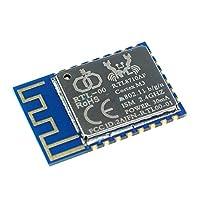 RTL8710 WiFi 無線トランシーバモジュールの Cortex M3 2.4 ghz ネットワーク 802.11b/g/n 高速受信機は、内蔵アンテナモジュール