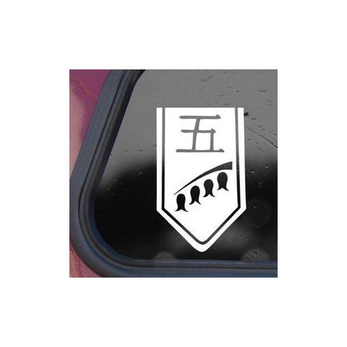 BleachモモHinamori Division 5漫画アニメホワイト色壁アートウォール装飾ノートパソコンノートブックMacbook粘着ビニールアート自動デカールステッカー