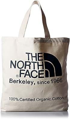 [ザ・ノース・フェイス]トートバッグ TNF Organic Cotton Tote ナチュラル×エステートブルー