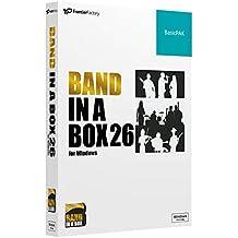 PG Music ピージーミュージック/Band-in-a-Box 26 for Win BasicPAK バンドインアボックス
