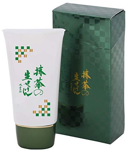 null 美香柑(びこうかん) 抹茶の生せっけん チューブタイプ70g お茶の香りの画像