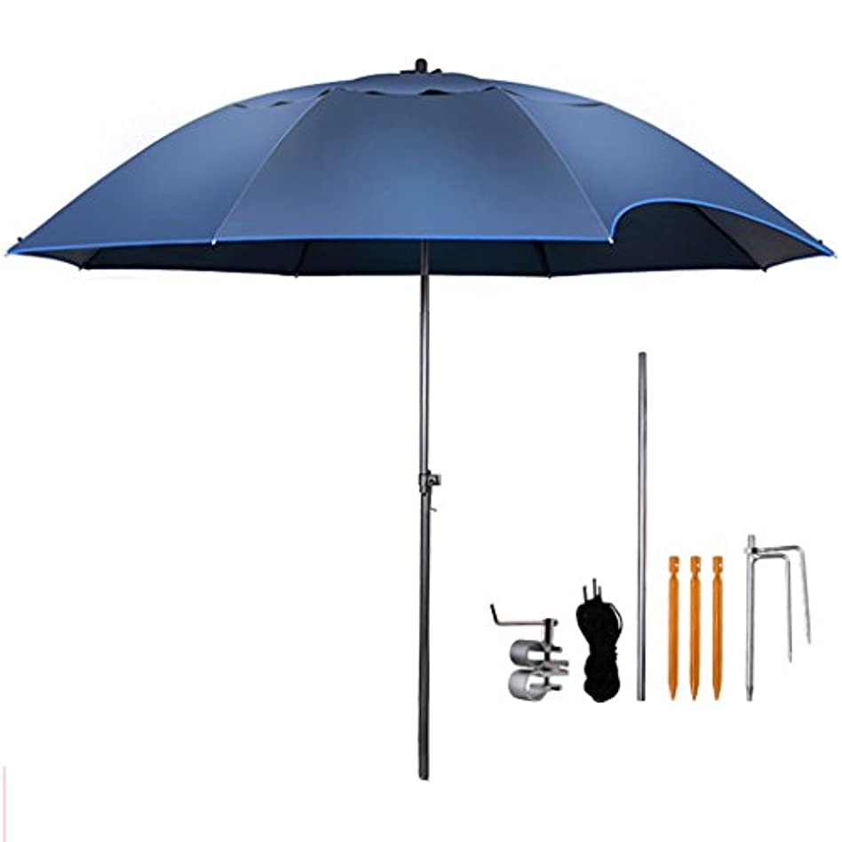 定義中級共産主義者LSS 屋外アンブレラ|釣り傘|傘|アウトドアフィッシング|フィッシングタックル|魚の傘|| 2.4millionユニバーサル防雨傘|カーボン|折り畳み傘 (サイズ さいず : 240cm)