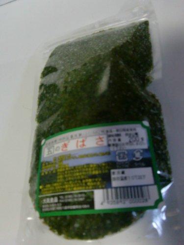 ぎばさ(刻みギバサ) 秋田県男鹿特産のネバネバ海藻