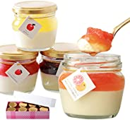 morin ギフト 彩果の恵み 8個入り 生チーズケーキ + フルーツゼリー 2層構造(りんご ぶどう 洋梨 マンゴ もも レッドグレープフルーツ 苺 オレンジ) ヨーグルト ギフト プレゼント 冷凍便