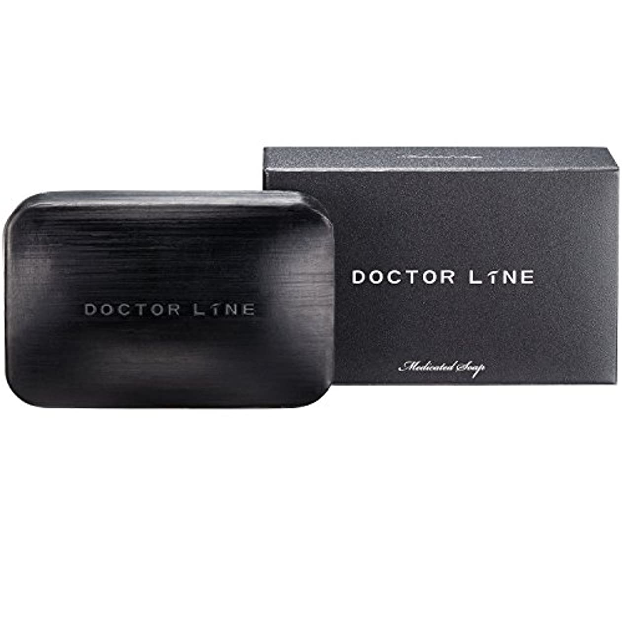もろい攻撃的変えるドクターライン(Doctor Line) 薬用 リファインソープ(医薬部外品)