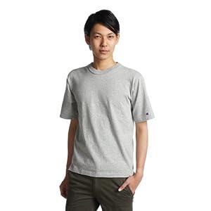 (チャンピオン)Champion T1011 US Tシャツ MADE IN USA C5-P301 070 オックスフォードグレー L