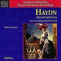 Haydn - 6 Easy Sonatas - Nelita True (1997-05-03)