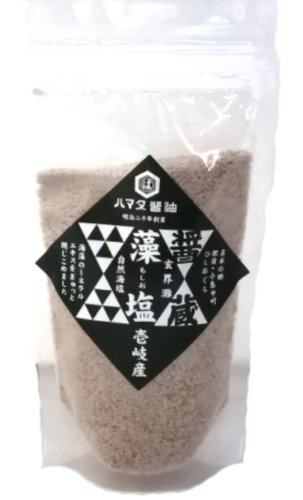 浜田醤油 藻塩 160g