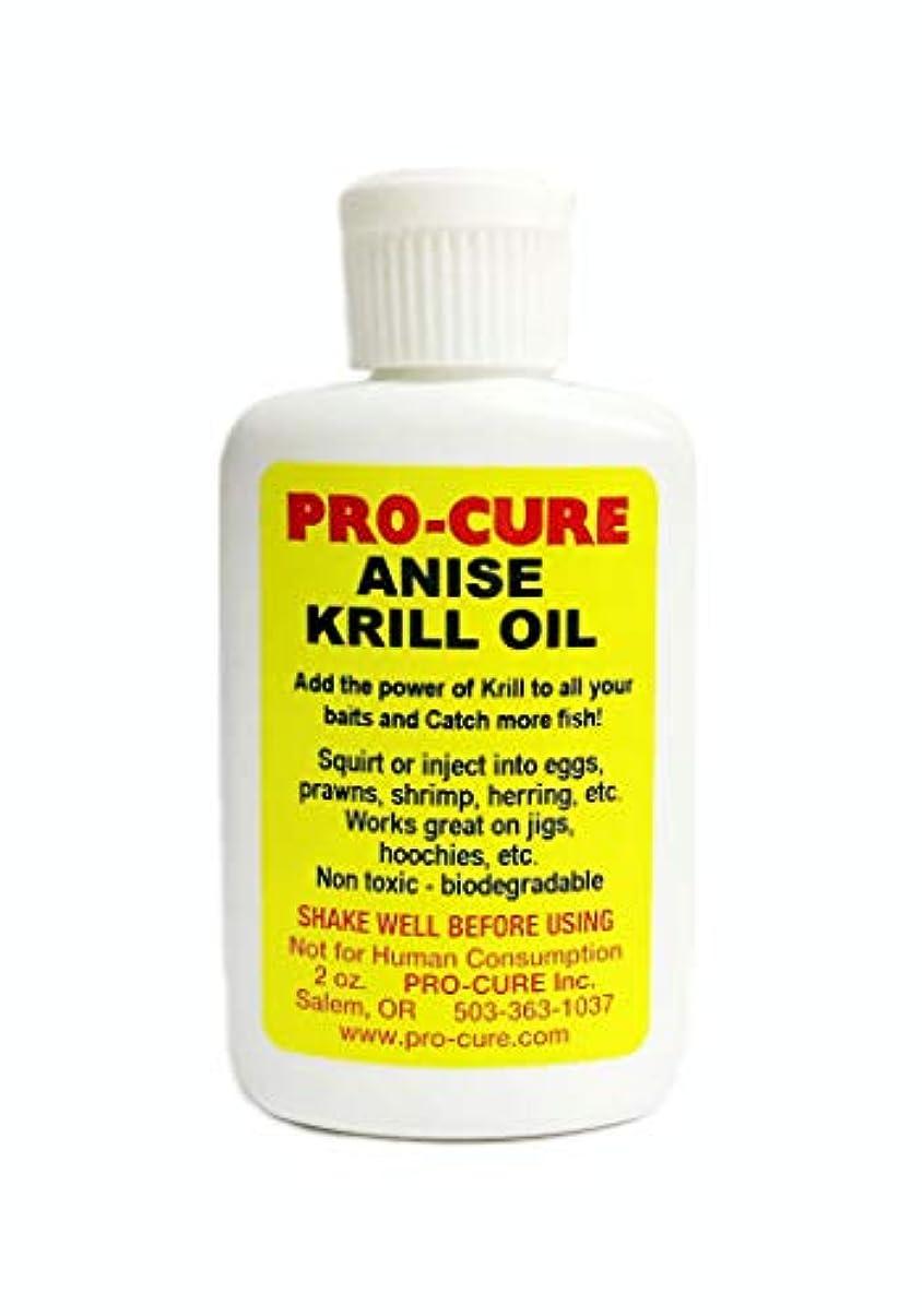 イサカブラスト方向Procur - アニスオキアミ油