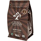 Sacred Grounds, Organic Sacred Blend Plunger Coffee, 250g