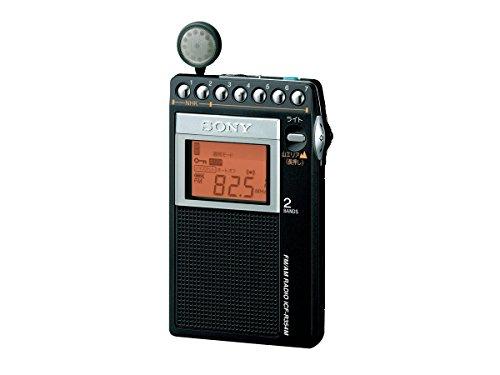 ソニー SONY PLLシンセサイザーラジオ FM/AM/ワ...