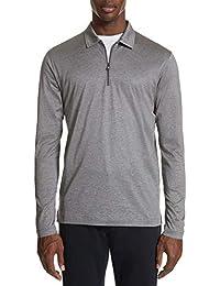 (カナーリ) CANALI メンズ トップス ポロシャツ Cotton Quarter Zip Polo Shirt [並行輸入品]