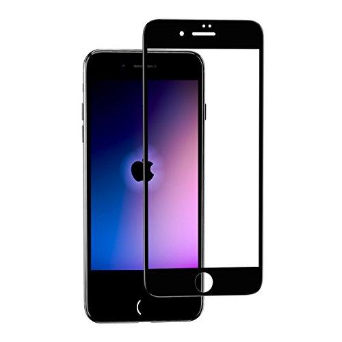 iPhone8 plus/iPhone7 plus ガラスフィルム ブルーライトカット 全面フルカバー 液晶保護 強化ガラスフィルム 5D曲面 硬度9H 指紋防止 気泡レス 飛散防止 イフォン8 plus/アイフォン7 plus フィルム