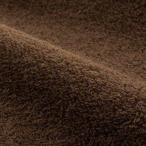 エムール 日本製 タオルケット シングル(約150×200cm) 綿100% 吸水性 本晒し 『ユキノオト』 ブラウン