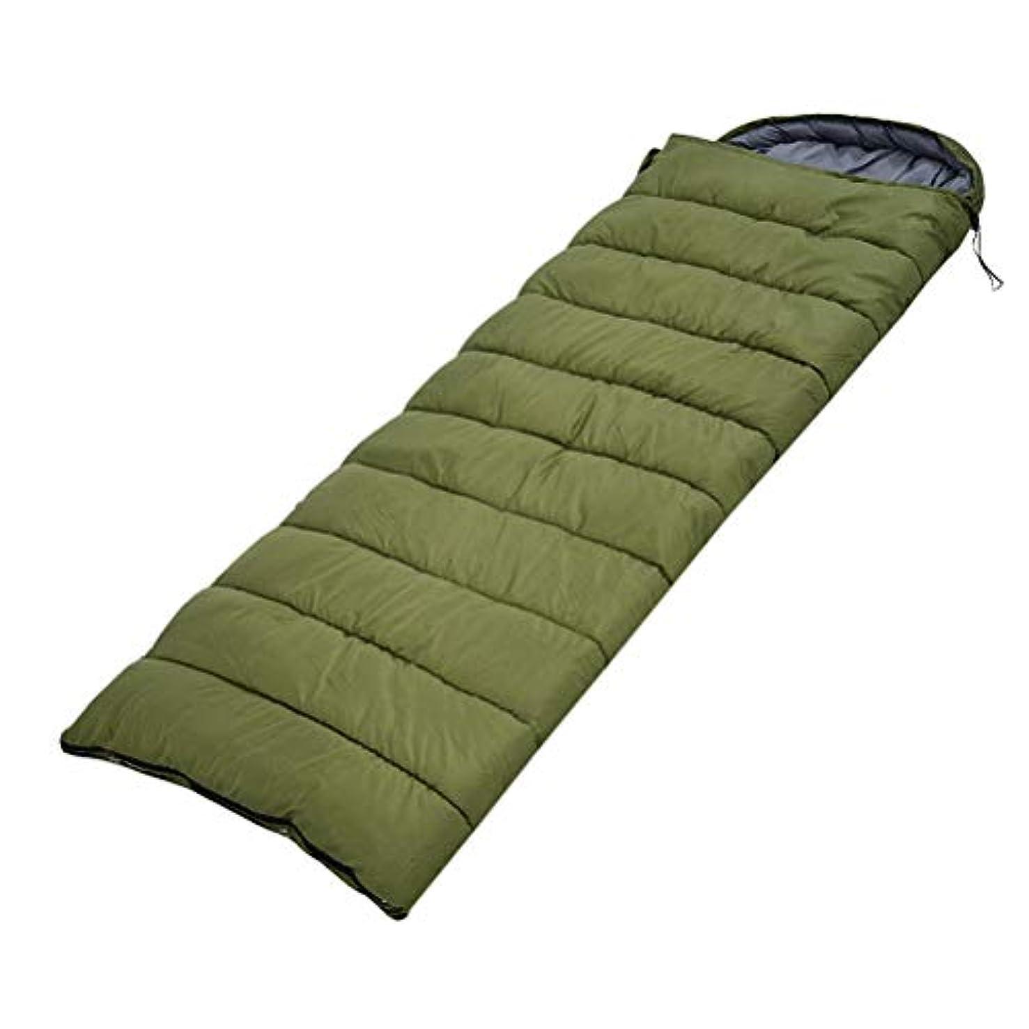 誰でも教義コンプリートエンベロープ寝袋超軽量ポータブル3シーズンバックパックハイキングキャンプ屋内&屋外用大人防水 - 無料のコンプレッサーバッグを含む!