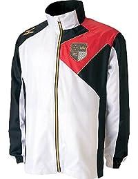 (ミズノ) MIZUNO テニスウェア ウィンドブレーカーシャツ(裏メッシュ) [UNISEX]