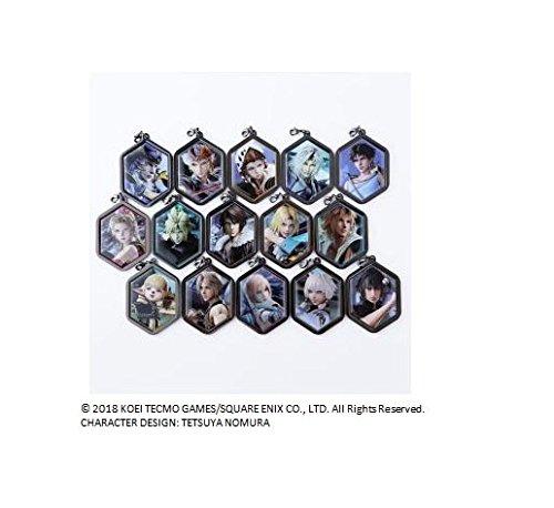 ディシディア ファイナルファンタジー NT メタルチャームコレクション BOX商品 1BOX=15個...