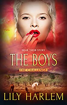 The Boys: Reverse Harem Romance (The Challenge Book 7) by [Harlem, Lily]