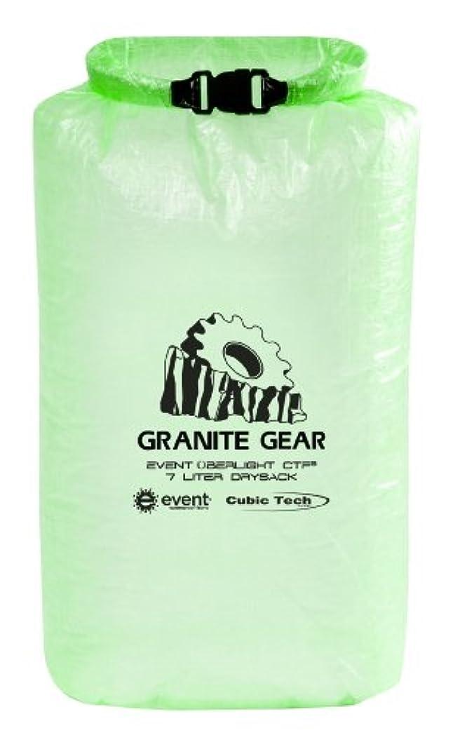 バトル見せますオーバーコートGRANITE GEAR(グラナイトギア) ウーバーライトドライサック XXS グリーン 2210900147