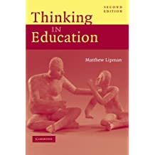 Thinking in Education