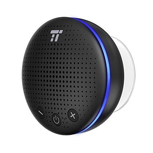 TaoTronics Bluetooth スピーカー 防水 IPX7 風呂 ...