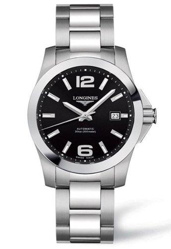 LONGINES ロンジン 腕時計 ロンジン コンクェスト 時計 L3.676.4.56.6