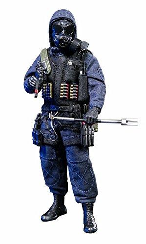 ポケットエリートシリーズ SAS CRW ブリーチャー 1/12 アクションフィギュア PES002