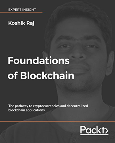Foundations of Blockchain: The pathway to cryptocurrencies and decentralized blockchain applications